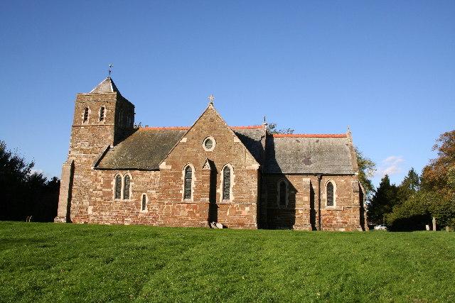St.Julian's church, Benniworth, Lincs.