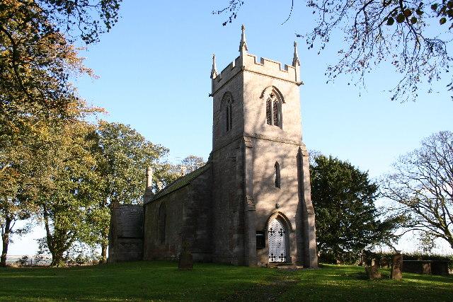 St.German's church, Ranby, Lincs.