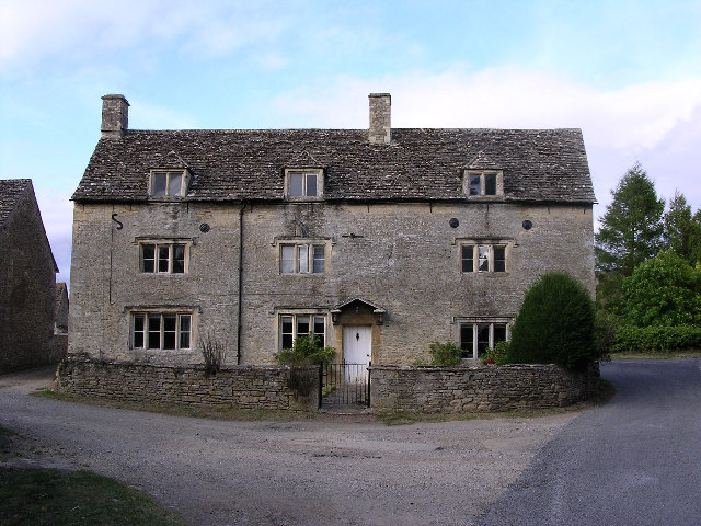 Filkins farmhouse