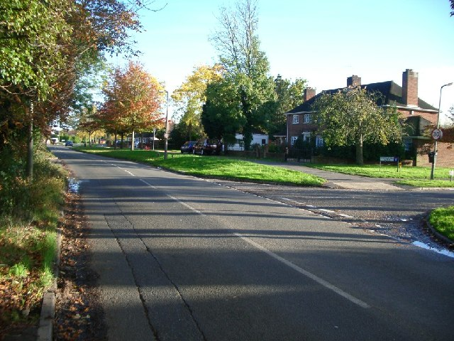 Green Lane, Addlestone