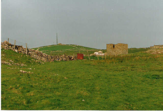 Craven Cross, Greenhow
