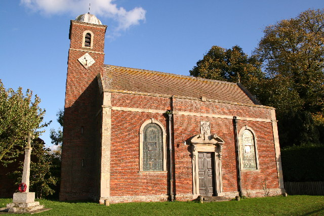 St.Andrew's church, Stainfield, Lincs.