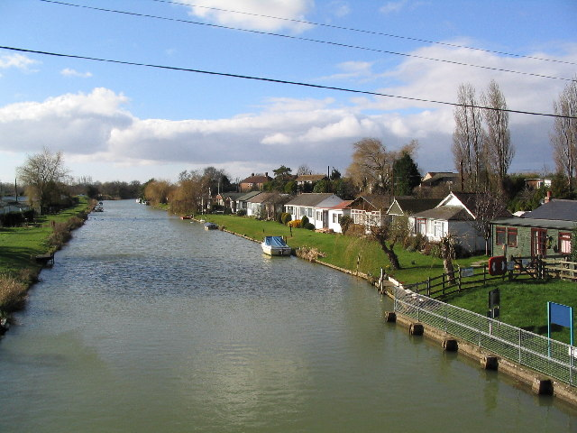 River Glen at Surfleet Seas End