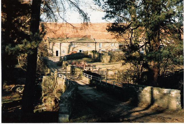 High House Farm, Colsterdale