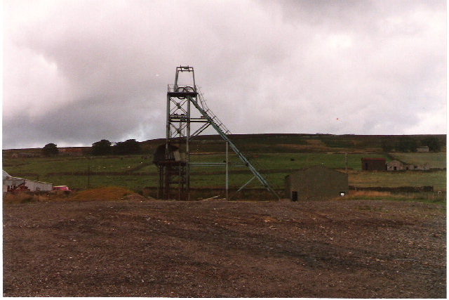 Redburn Mine (disused)