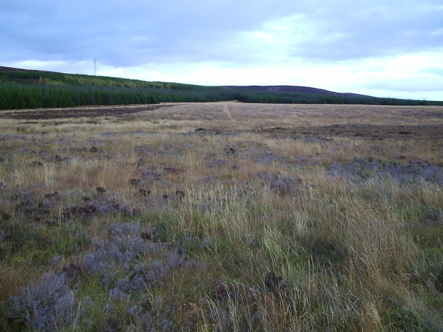 Looking Towards Coir 'an t-Seilich Mor