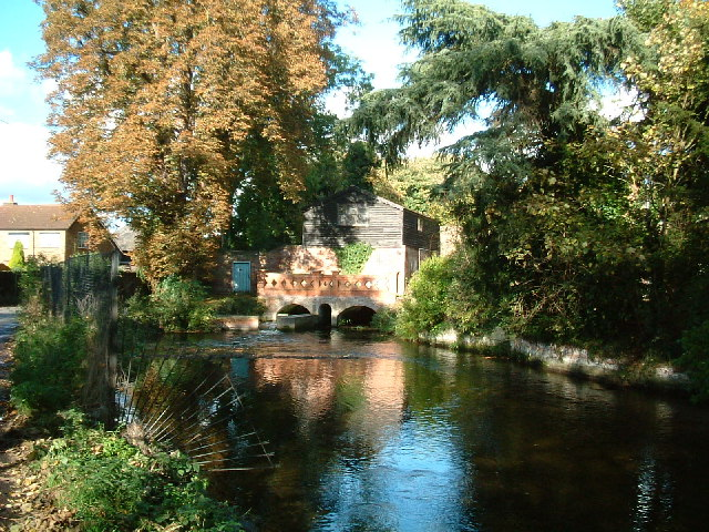 Mill at Cowley