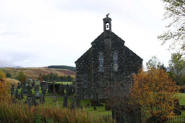 Laggan church