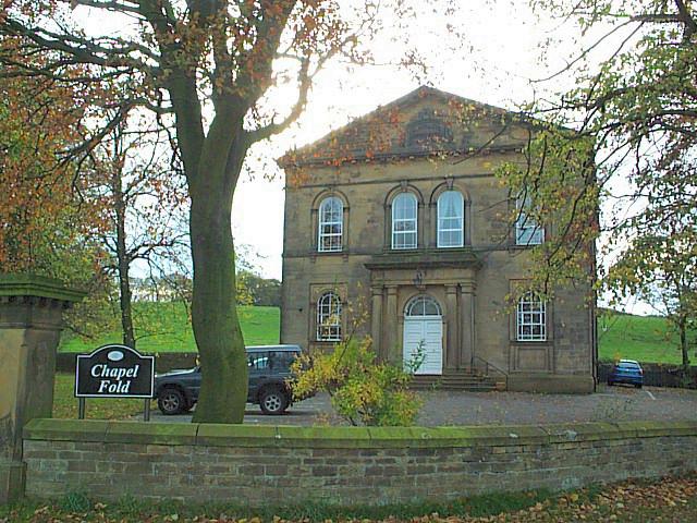 Slack Lane Baptist Chapel