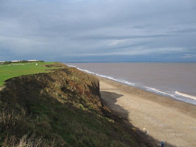 Skipsea Cliff