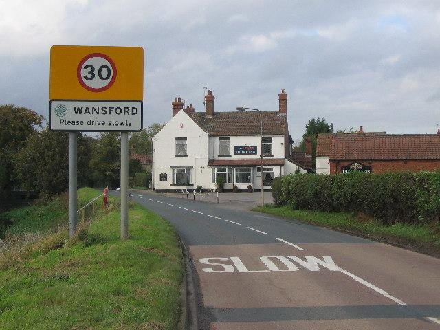 Wansford