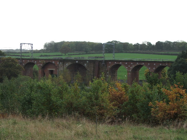 Nine Arches bridge.