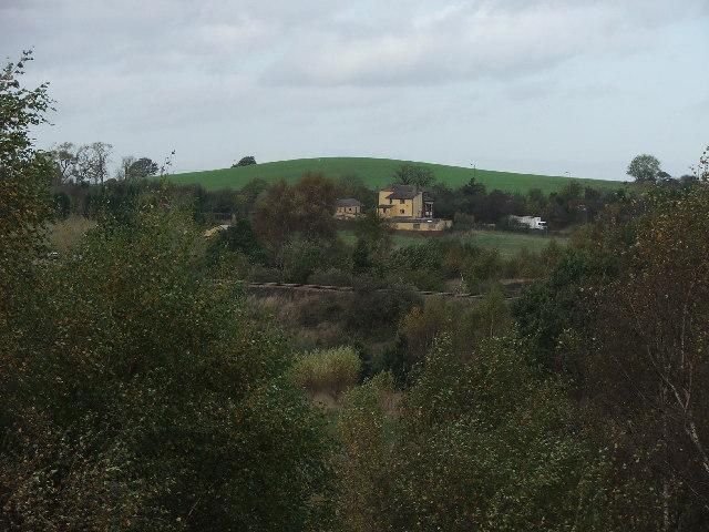 Black Hill near Wakefield.