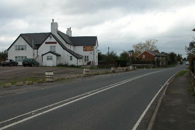 The Wheatsheaf Inn, Fromes Hill