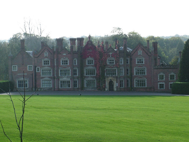 Great Witchingham Hall
