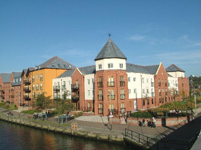 Riverside Flats Norwich