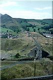 SO0700 : Aberfan Colliery spoil tramway by John Thorn