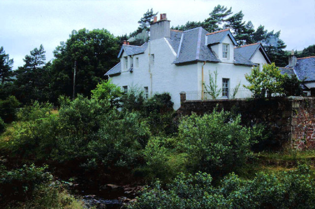Farmhouse at Kinloch
