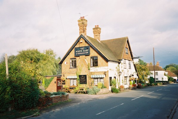 The White Hart, Shurlock Row