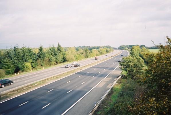 M4, Beenham's Heath