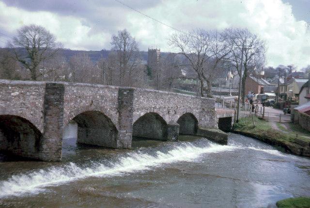 Culmstock Bridge