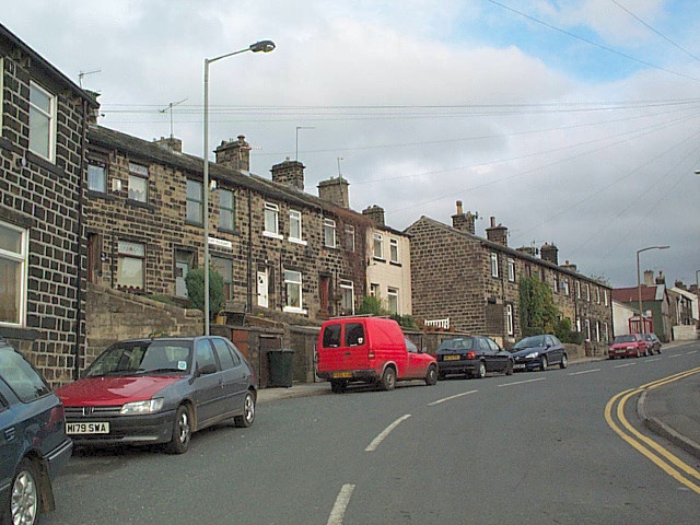 Mount Pleasant, Colne Road, Lane End