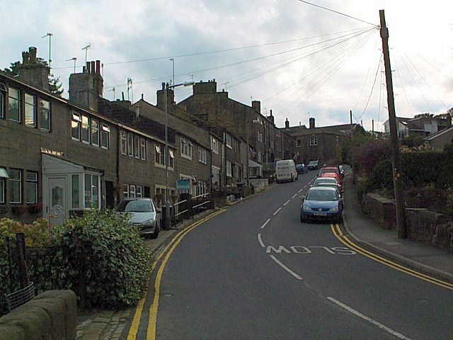 Bridge Street, Lane End
