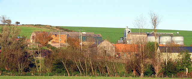 Farm Buildings at East Shefford