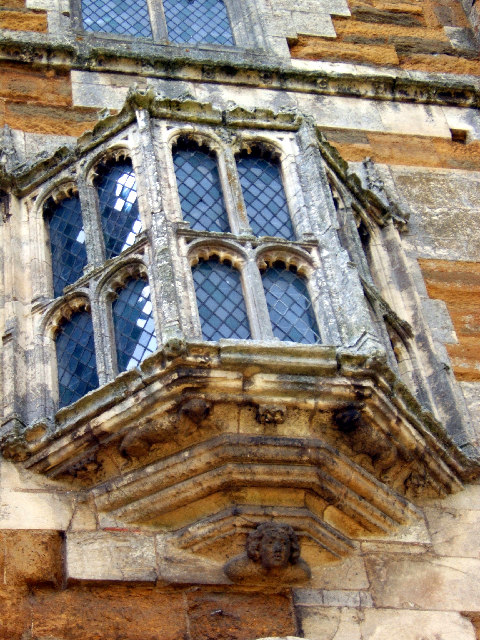 Thornton Abbey - Oriel Window