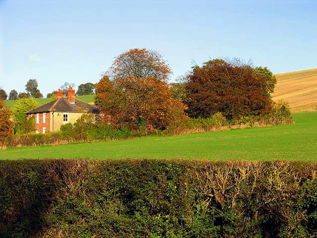 Countryside near Great Shefford