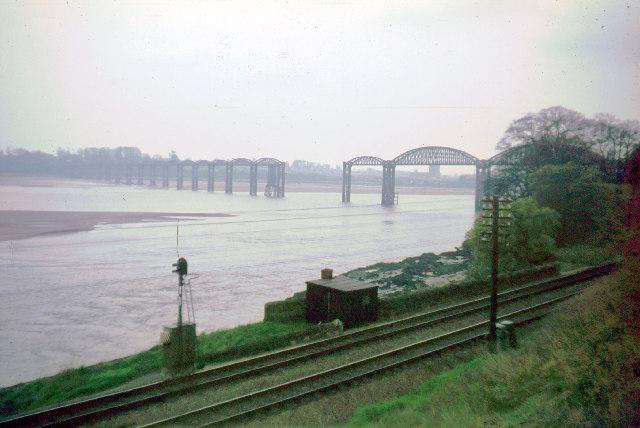 The Severn Railway Bridge