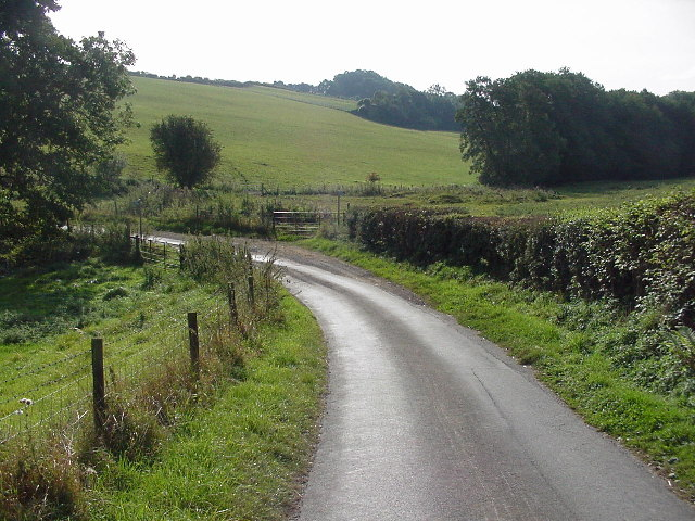 Countryside near English Bicknor