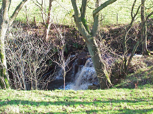 Morkin Beck Waterfall