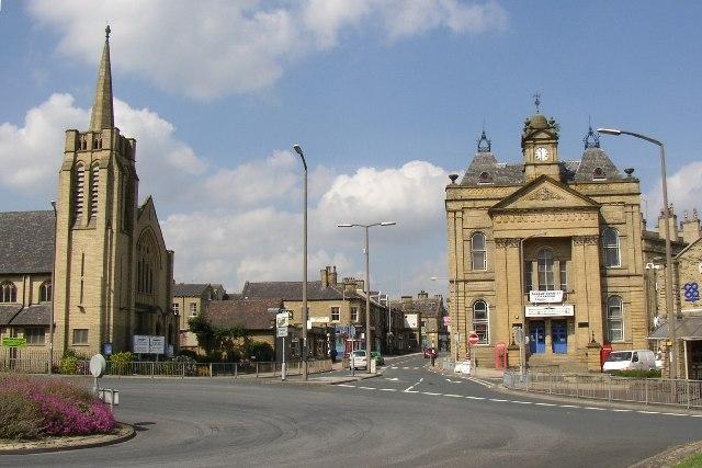 South End, Elland