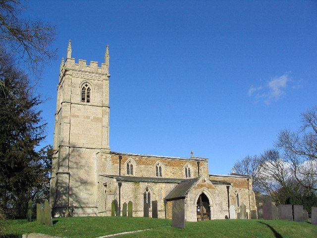 Church of St. Mary, Freeby
