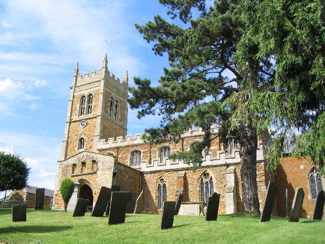 Church of St. Egelwyn, Scalford