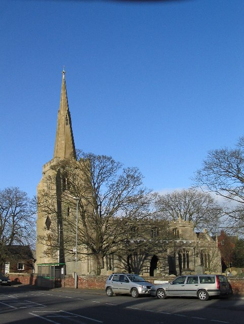Church of St. Laurence, Surfleet