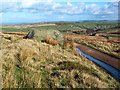 SD9939 : Boulder, Keighley Moor by David Spencer