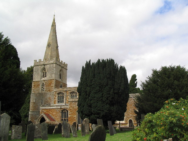 Church of St. Peter, Wymondham