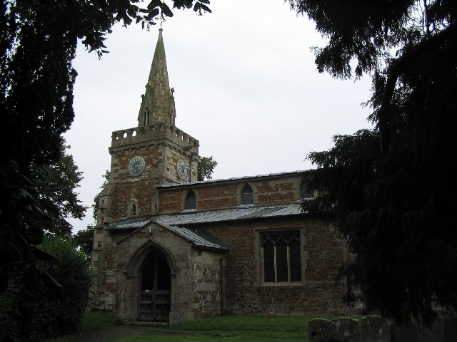 Church of St. Mary the Virgin, Burrough on the Hill