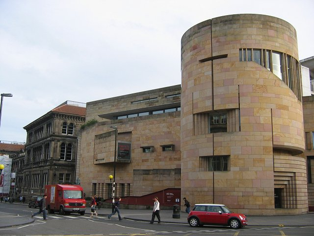 Museum of Scotland.
