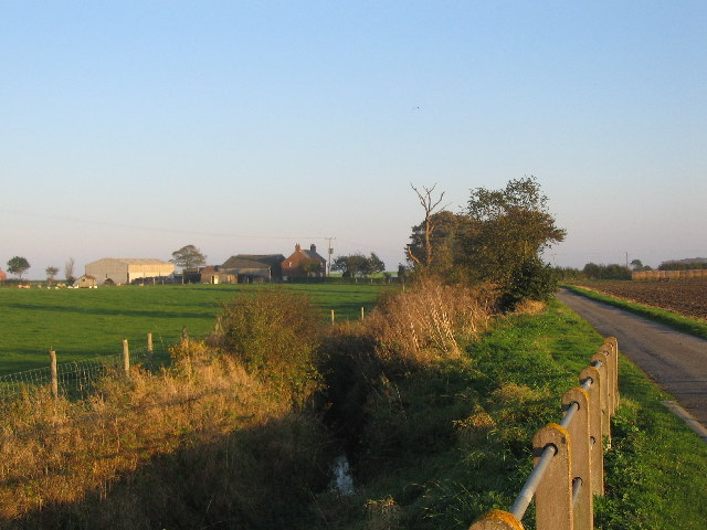 Bridge Farm, Wilsthorpe