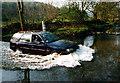 SD4191 : Ford at Birks bridge, River Winster by Jon Royle