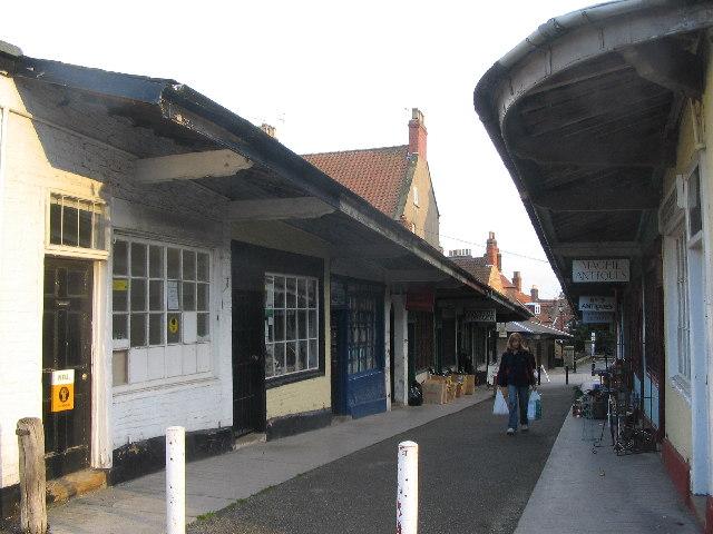 The Shambles, Malton