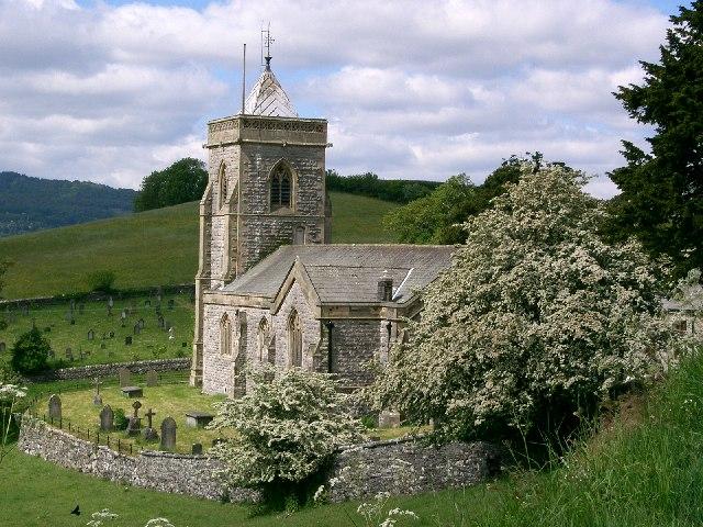 Church at Crosthwaite, Nr. Kendal