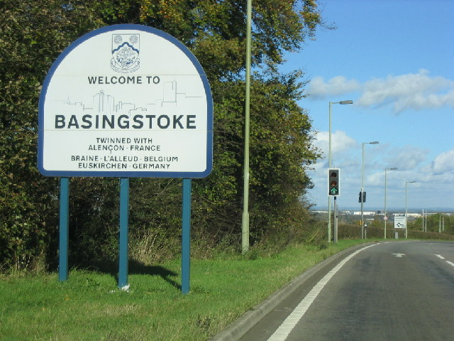 Welcome to Basingstoke