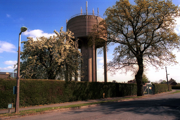 Water Tower, Beccles, Suffolk
