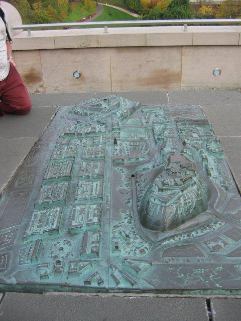 Model of Edinburgh.