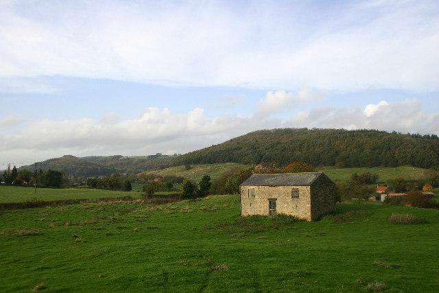 Newstead Barn, near Wass (North Yorkshire)