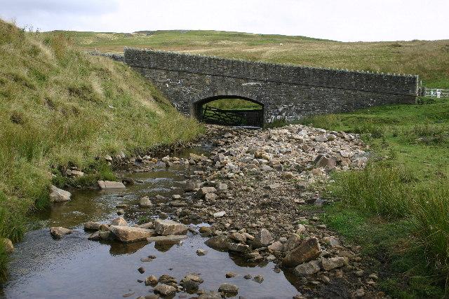 Watson's Bridge, Upper Teesdale